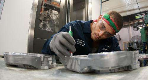 Breakthrough in study of aluminum should yield new technological advances