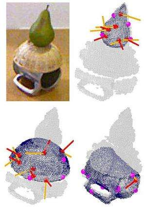 Better robot vision: Neglected statistical tool could help robots better understand the objects in the world around them