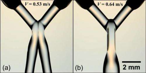 Virginia Tech engineers explain physics of fluids some 100 years after original discovery