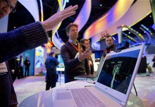 4 gadgets that defined Vegas electronics show