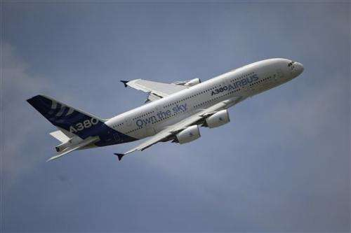 Air travel changes at less than supersonic speed