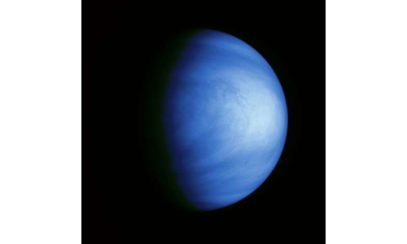 Sounding rocket to peek at atmosphere of Venus