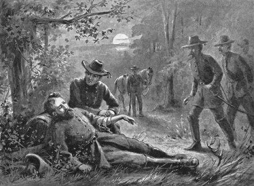 Celestial sleuths shed (moon) light on death of Stonewall Jackson