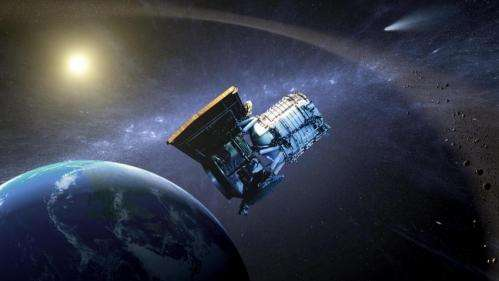 NASA spacecraft reactivated to hunt for asteroids: Probe will assist agency in search for candidates to explore