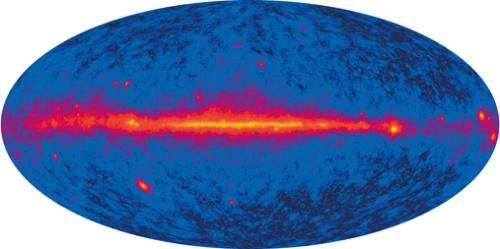 Revolutionary theory of dark matter