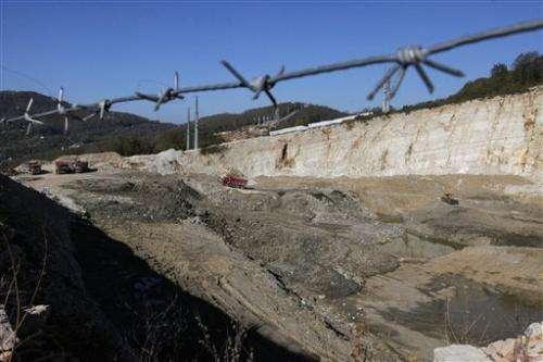 Russia breaks 'Zero Waste' Olympic pledge