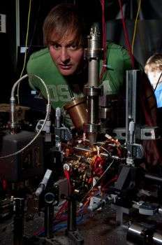 Scientists take a quieter step closer to first practical quantum computer