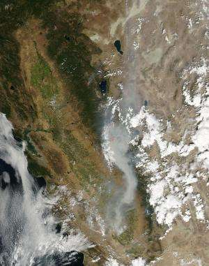Rim Fire update Sept. 02, 2013