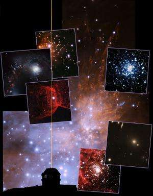 Revolutionary instrument delivers a sharper universe to astronomers