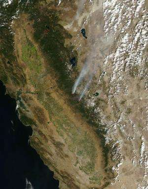 Rim Fire update -- Sept. 6, 2013