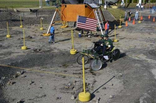 Puerto Rico teams take top spots at 20th NASA Great Moonbuggy Race