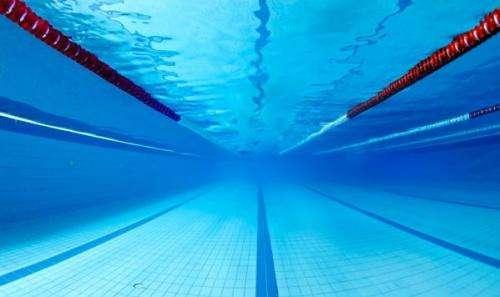 Aeration tube makes swimming safer