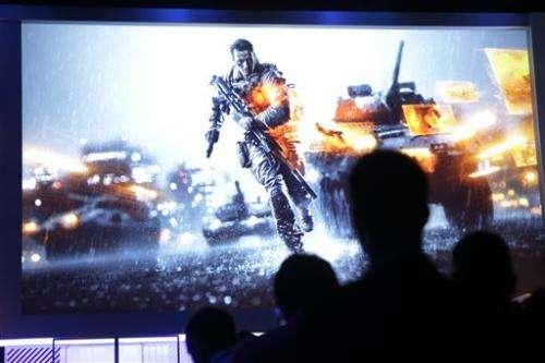 Aaron Paul, Drake promote EA video games at E3