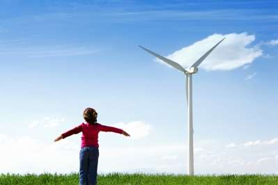 A green energy future