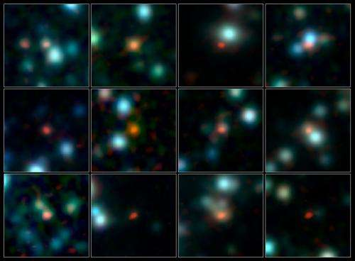 ALMA pinpoints early galaxies at record speed