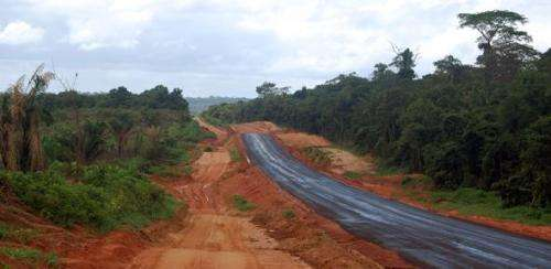Amazonia at a crossroads