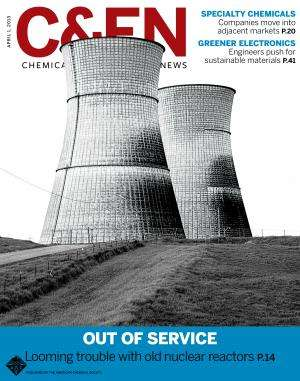 Anxiety about retirement—for aging nuclear power plants