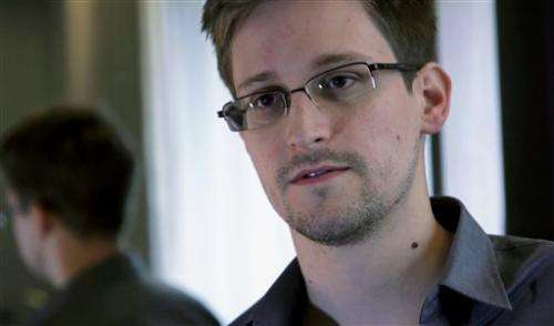 AP IMPACT: Snowden's life surrounded by spycraft