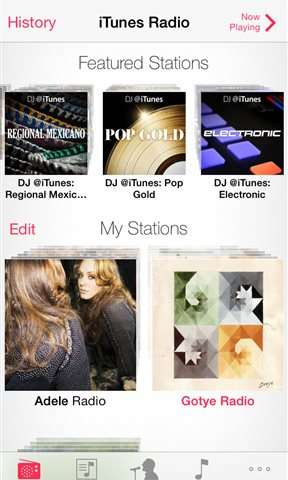 Apple exec hopes to get iTunes Radio international