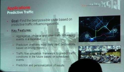 Audi plans next-level tech for smarter driving