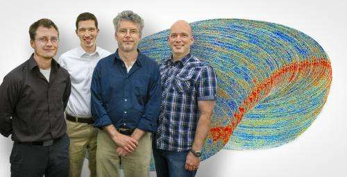 Berkeley Lab scientists read the cosmic writing on the wall