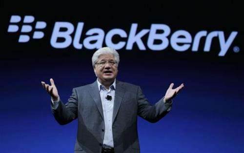 BlackBerry founders looking at buying company