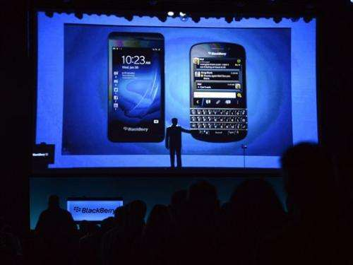 BlackBerry shakeup continues as COO, CFO depart