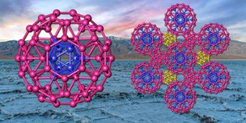 Boron chemistry reported in Chemical Reviews