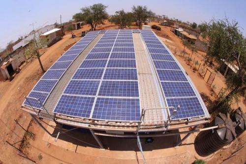 Bringing sustainable electricity to rural African communities