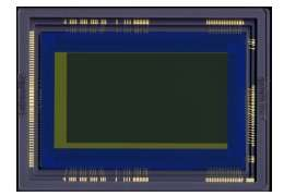 Canon develops 35 mm full-frame CMOS sensor for video capture