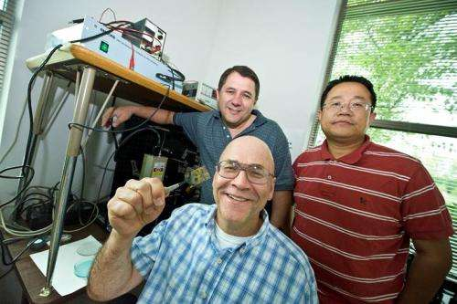 Catching the bug: Researchers developing virus-detection technology