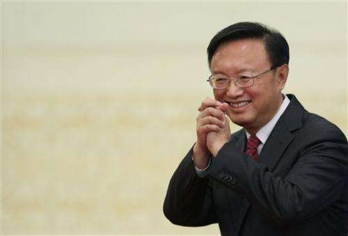 China foreign minister rejects hacking accusations