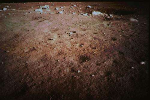 China successfully soft-lands probe on the moon