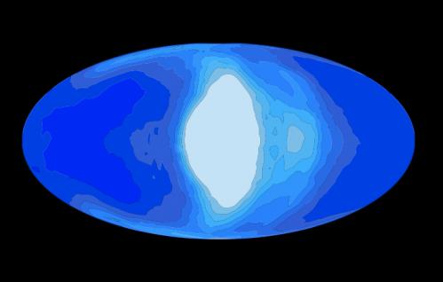 Habitable Zone Formula Expands Habitable Zone of