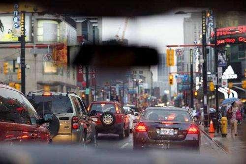 Commuter traffic poses greater dangers to children in poor neighbourhoods