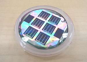 Conversion efficiency of 10.5 % achieved for thin-film microcrystalline silicon solar cells