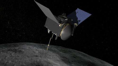 Countdown Starts for UA-led Asteroid Mission