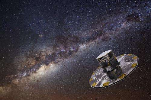 Countdown to launch of ESA's billion-star surveyor