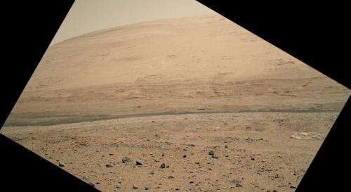 Curiosity makes its longest one-day drive on Mars