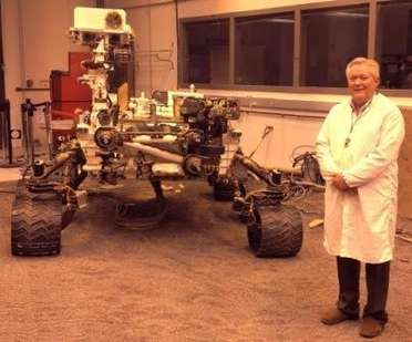 Curiosity uses X-rays to examine samples on the Red Planet – a first for a Mars mission