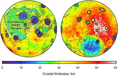 GRAIL mission puts a new face on the moon