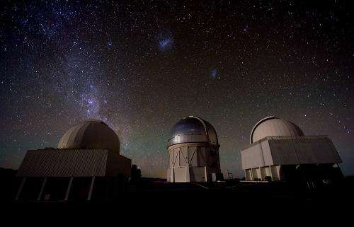 Dark Energy Survey set to seek out supernovae