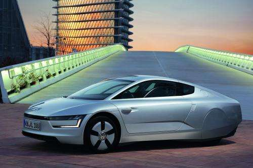 Volkswagen will debut XL1 hybrid at March auto show