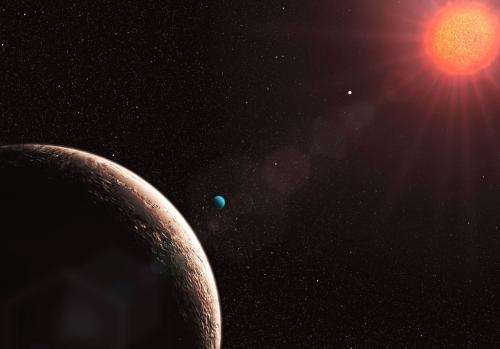 Detecting biomarkers on faraway planets