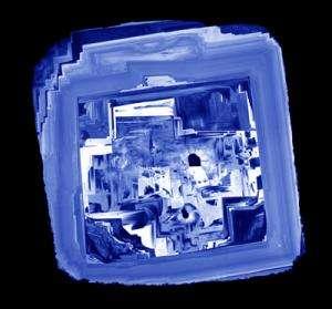 Did diamonds begin on the ancient ocean floor?