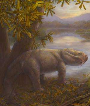 Dinosaur predecessors gain ground in wake of world's biggest biodiversity crisis
