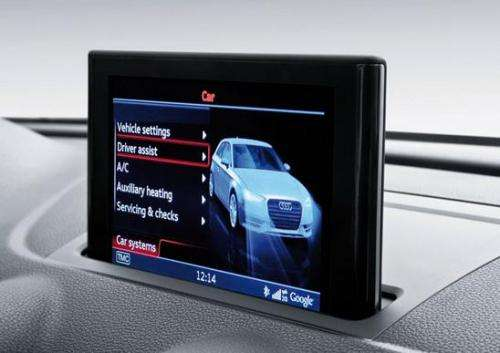 Audi to globally roll out NVIDIA Tegra visual computing module this year
