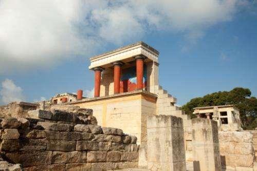 DNA analysis unearths origins of Minoans, the first major European civilization