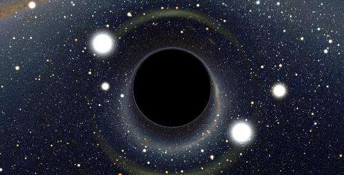 Do black holes have hair? A new hypothesis on the nature of these celestial bodies