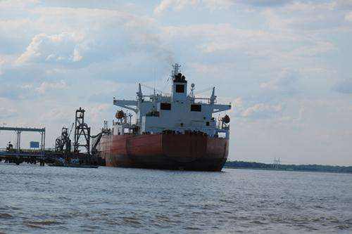 Emissions from shipping making ocean more acidic, researchers report